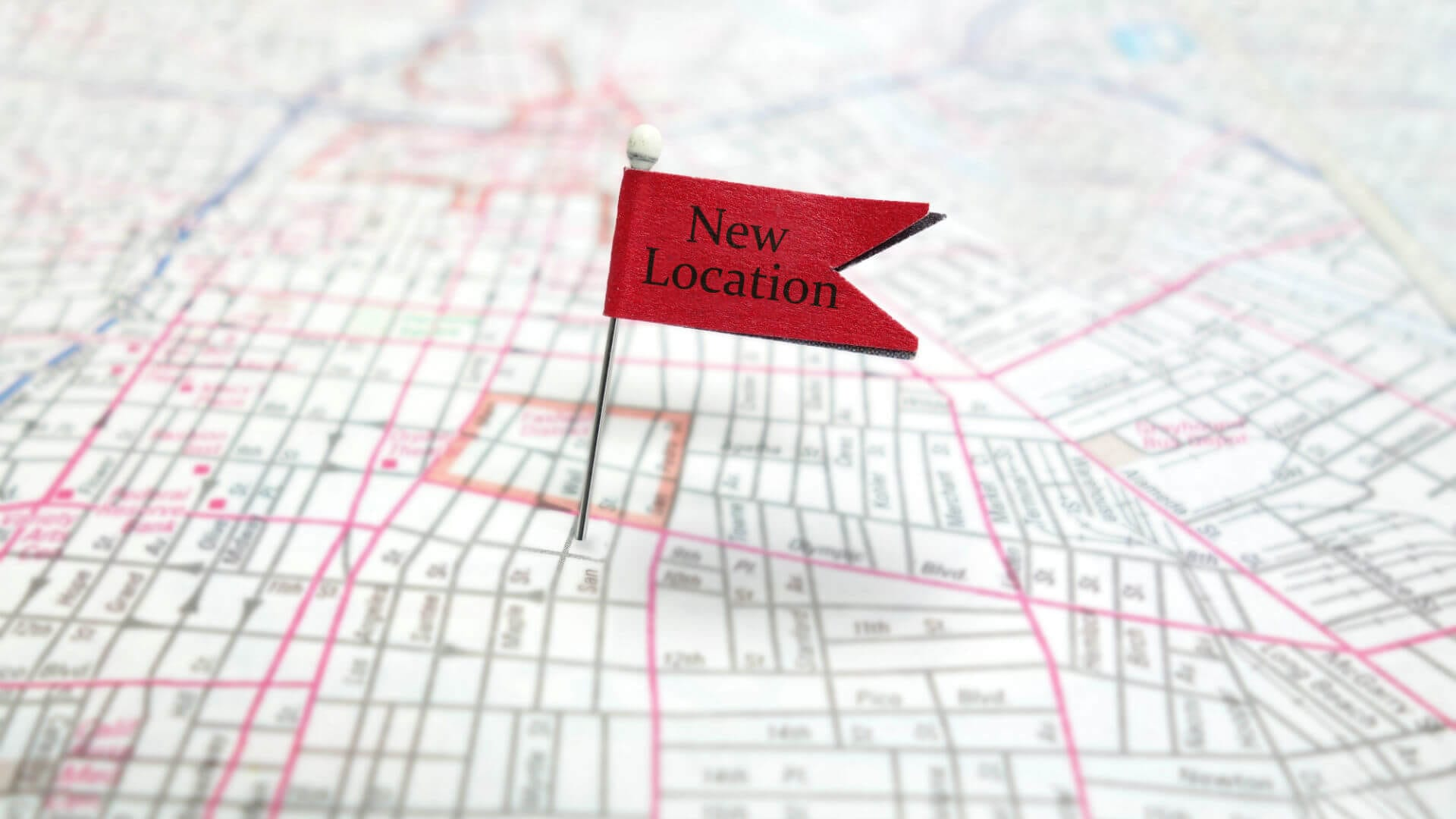 New Location – St. Bernard Parish