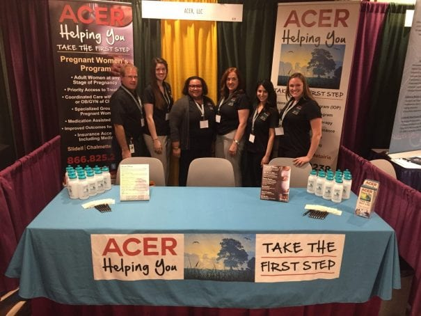 ACER Staff Attends 48th Annual ASAM Conference