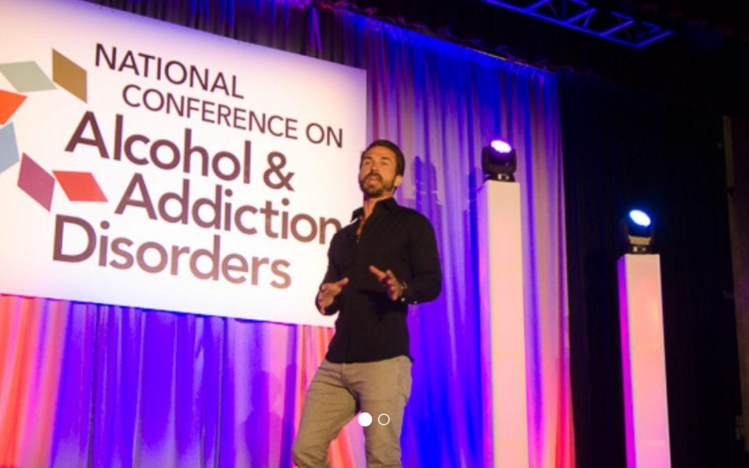 ACER attends National Conference on Addiction Disorders